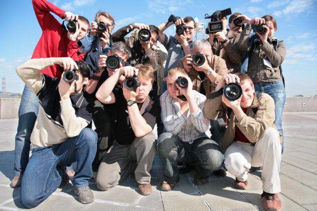 в какой мере фотограф вправе обнародовать снимки