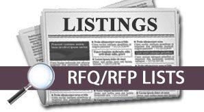 RFQ & RFP Postings – Florida Redevelopment News Clips